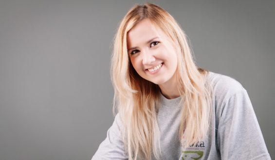 Волонтёр Юлия